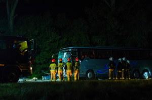 Tragiczny wypadek na dk 88. Kierowca zatrzymany