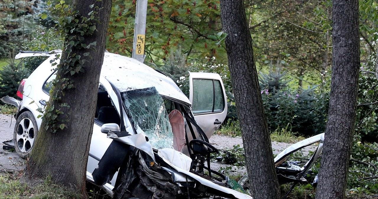 Tragiczny wypadek na Podkarpaciu. 3 osoby nie żyją