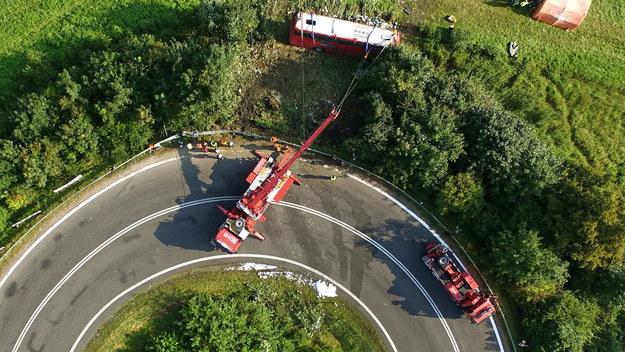 Tragiczny wypadek na Podkarpaciu. Kierowca ukraińskiego autokaru aresztowany na trzy miesiące