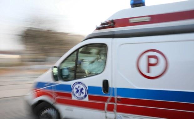 Tragiczny wypadek na Pomorzu. Nie żyje 5-latka potrącona przez ładowarkę
