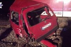 Tragiczny wypadek na przejeździe kolejowym. Zginęła 31-latka i 9-miesięczne niemowlę