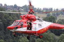 Tragiczny wypadek na Rysach. Turysta spadł z dużej wysokości