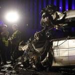 Tragiczny wypadek na Śląsku. Bus zderzył się z ciężarówką