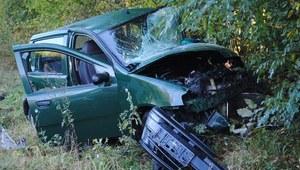 Tragiczny wypadek na trasie Iława - Susz. Nie żyją 2 osoby