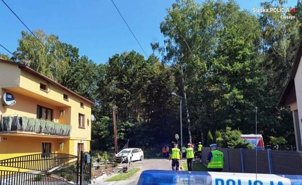 Tragiczny wypadek na trasie Rajdu Śląska. Nie żyje pilotka [NOWE FAKTY]