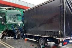 Tragiczny wypadek na trasie S1