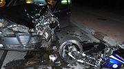 Tragiczny wypadek. Nie żyje 18-letni motocyklista