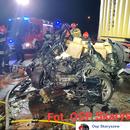 Tragiczny wypadek pod Radomiem. Kierowca zginął na miejscu