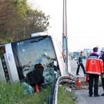 Tragiczny wypadek polskiego autokaru. Dwie dziewczynki w bardzo ciężkim stanie