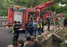 Tragiczny wypadek rosyjskiego autokaru we Włoszech