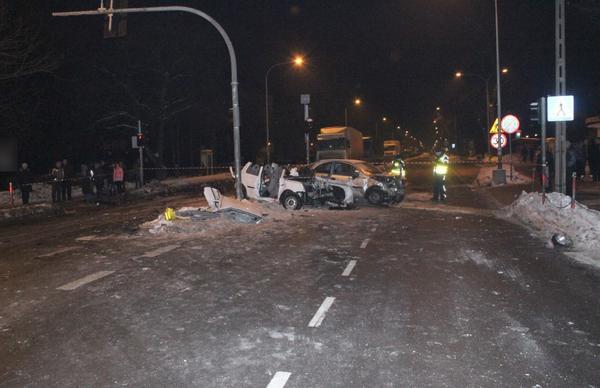 W wyniku wypadku zginęła 31-letnia kobieta