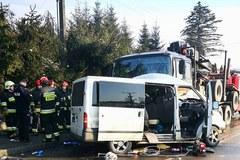 Tragiczny wypadek w Birczy, 2 osoby nie żyją