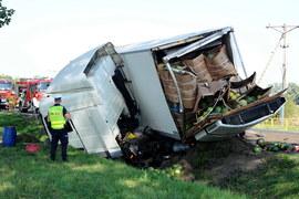 Tragiczny wypadek w Boninie