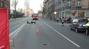 Tragiczny wypadek w Chorzowie. Motocyklista zginął na miejscu