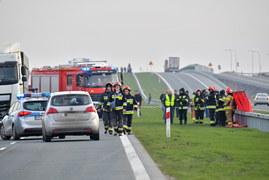 Tragiczny wypadek w miejscowości Lubice