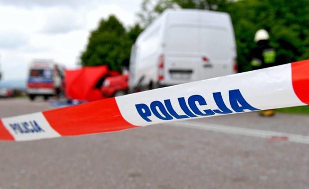 Tragiczny wypadek w Mirosławcu Górnym. Nie żyje 11-letnie dziecko