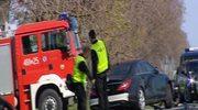 Tragiczny wypadek w Pomorskiem, są zabici i ranni