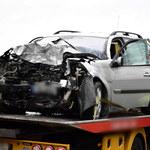Tragiczny wypadek w Pomorskiem. Zginęły trzy osoby