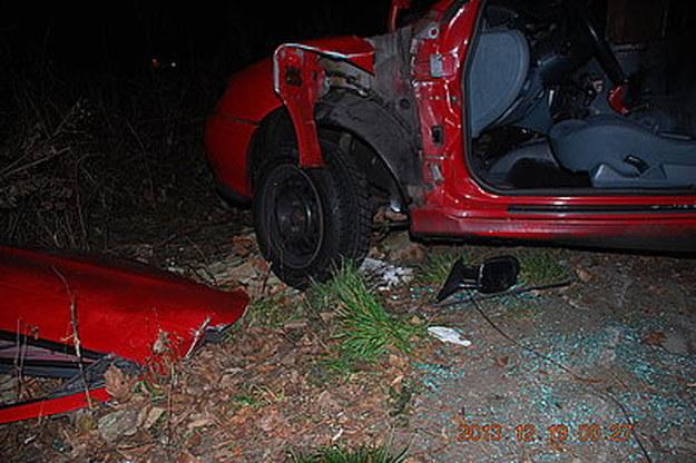 Tragiczny wypadek w Raciborzu /Policja