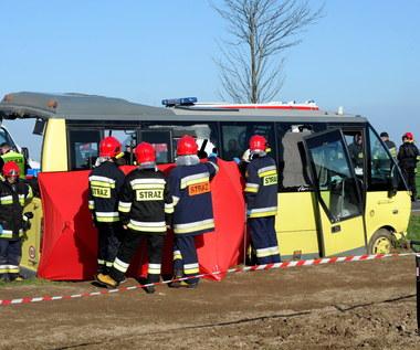 Tragiczny wypadek w Słowinie. Policja zatrzymała kierowcę ciężarówki