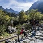 Tragiczny wypadek w Tatrach: Turysta zginął po upadku z wysokości