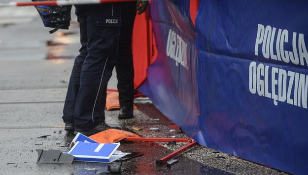 Tragiczny wypadek w województwie lubuskim. Nie żyje sześć osób (zdjęcie ilustracyjne) /Jakub Kamiński (PAP) /PAP