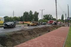 Tragiczny wypadek w Żyrardowie