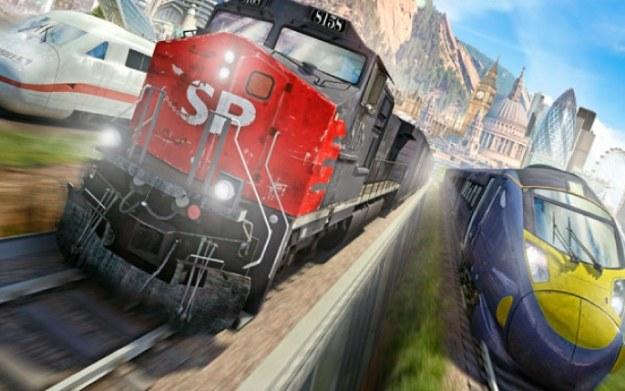 Train Simulator 2014 /materiały prasowe