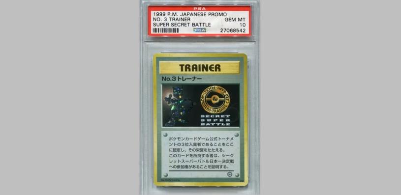 Trainer No.3 - zaginiona karta - fragment materiału zamieszczonego w serwisie YouTube.com/na kanale  smpratte /materiały prasowe