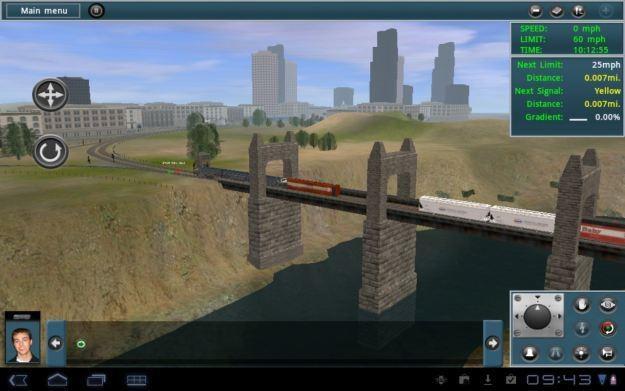 Trainz Simulator - screen z gry /Informacja prasowa