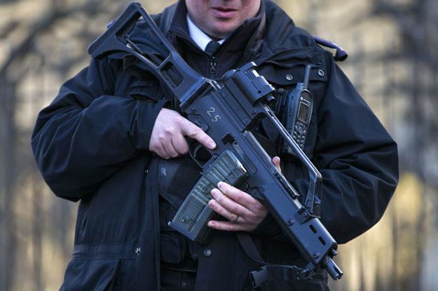 """""""Traktujemy to zajście jako incydent terrorystyczny"""" /AFP"""