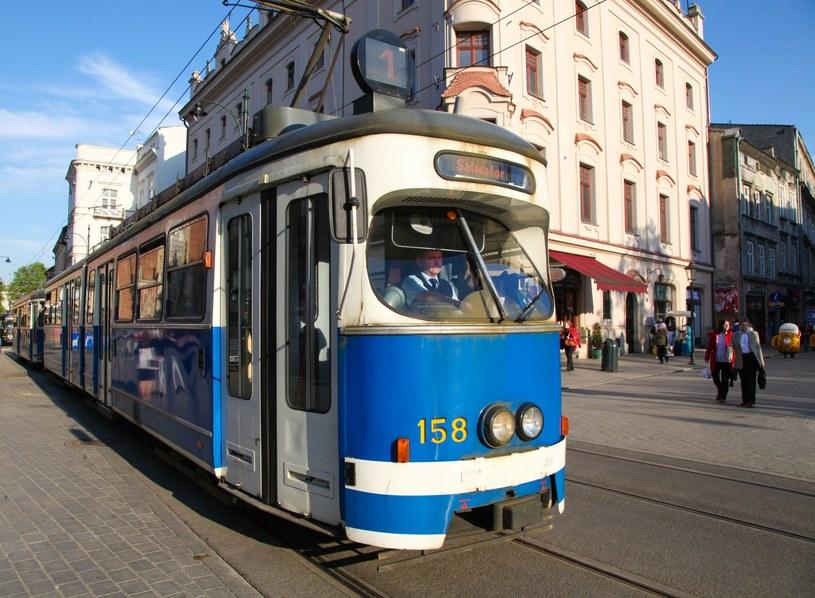 Tramwaj w Krakowie; zdj. ilustracyjne /123RF/PICSEL