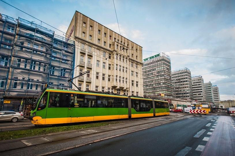 Tramwaj w Poznaniu, zdj. ilustracyjne /Karol Makurat /Reporter