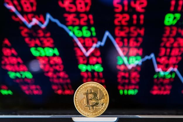 Transakcje z użyciem kryptowalut są już stałym elementem obrotu gospodarczego /AFP