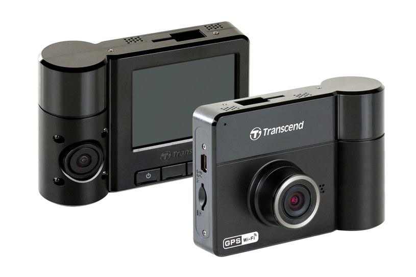 Transcend DrivePro 520 /materiały prasowe