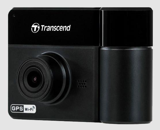 Transcend DrivePro 550 /materiały prasowe