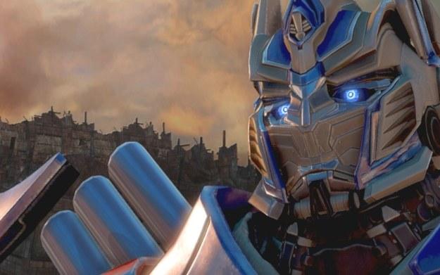 Transformers /materiały prasowe