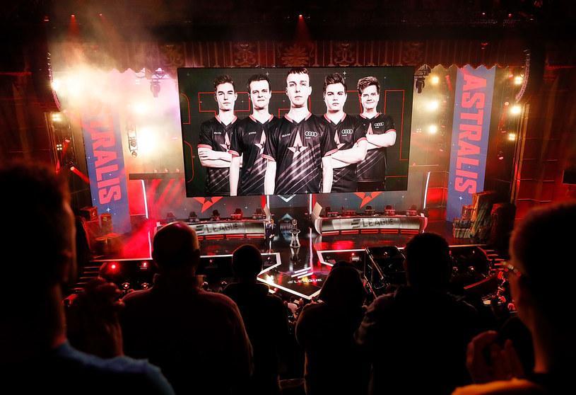 Transmisję z rozgrywek z mistrzostw ELEAGUE: Counter-Strike: Global Offensive Major Champ można było obejrzeć w telewizji Polsar /AFP