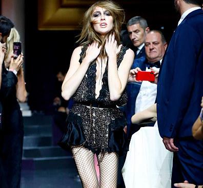 Transpłciowa modelka Teddy Quinlivan jest dziś jedną z twarzy Chanel Beauty /East News