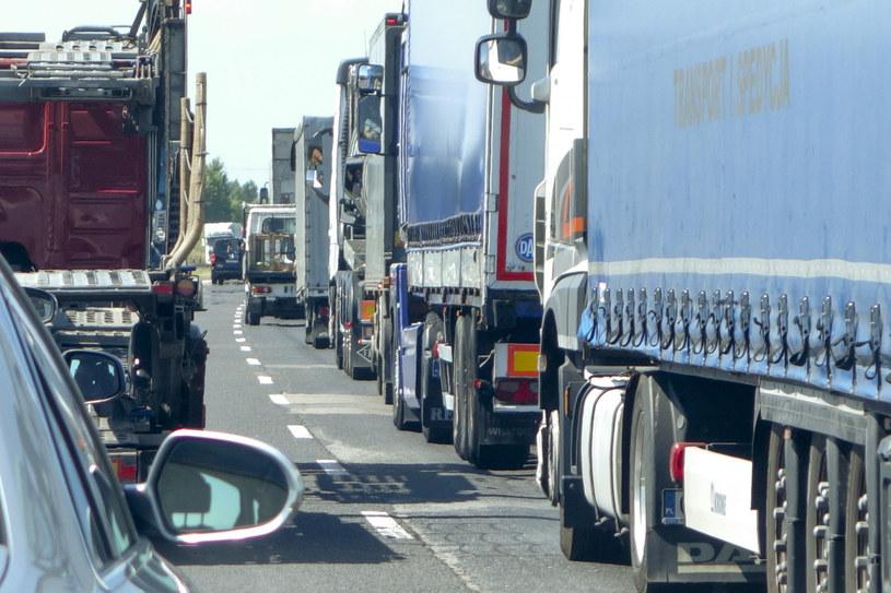 Transport emituje więcej gazów cieplarnianych niż przemysł. /Piotr Kamionka /Reporter