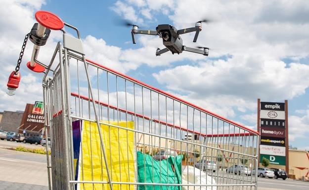 Transport przyszłości i zakupy z drona... /MondayNews