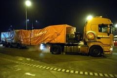 Transport szczątków samolotu Malaysia Airlines