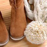 Trapery i botki - buty z charakterem