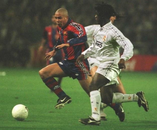 Trapiony kontuzjami Ronaldo wrócił do Brazylii, a Clarence Seedorf wciąż walczy w Lidze Mistrzów /AFP