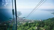 Trasa rowerowa wokół Jeziora Bodeńskiego w Vorarlbergu