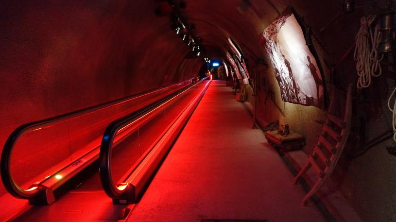 Trasa turystyczna, na której poznajemy historię tunelu /Styl.pl