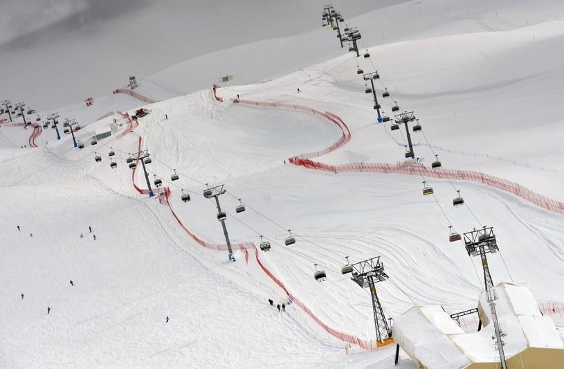 Trasa w St. Moritz /AFP
