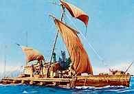 Tratwa ?Kon-Tiki? /Encyklopedia Internautica