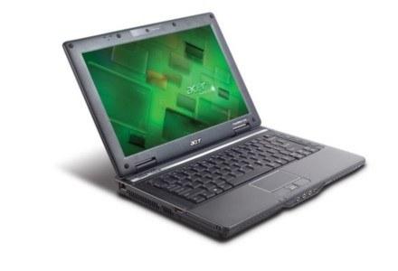 TravelMate 6292 jest komputerem przeznaczonym głównie do pracy /INTERIA.PL