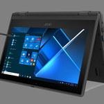 TravelMate B3 oraz TravelMate Spin B3 - nowe laptopy Acer dla sektora edukacyjnego